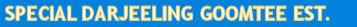 Special Darjeeling Goomtee Estate FTGFOP, 1st Flush