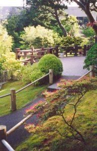 View toward Brick Terrace