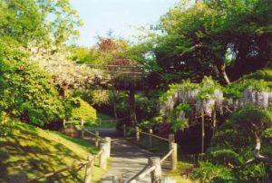 View on walkway toward Long Bridge