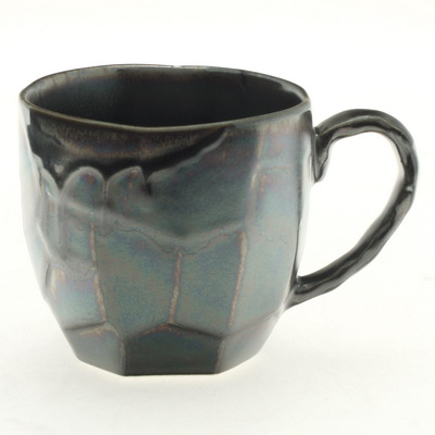 Mug Craft Rock Black Luster