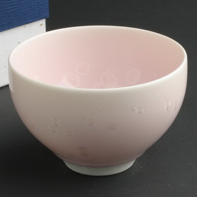 Teacup Pink Crystalline