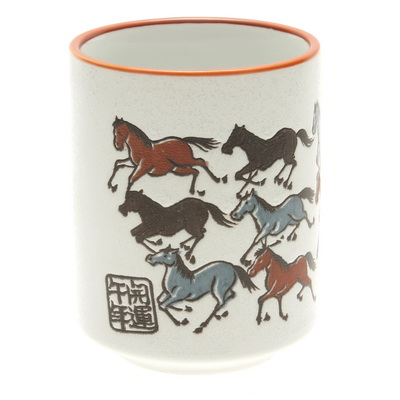 Sushi Cup Year of the Horse