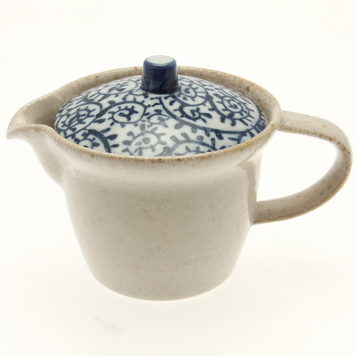 Teapot Wheat/Octopus Arabesque