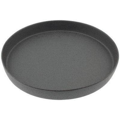 Plate/Tray Iron Black Paper