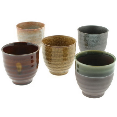 Teacup Set Rokubei Soroi