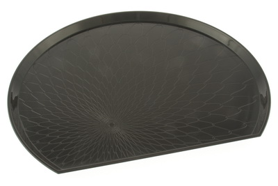 Tray Fan Net Black 13-1/8