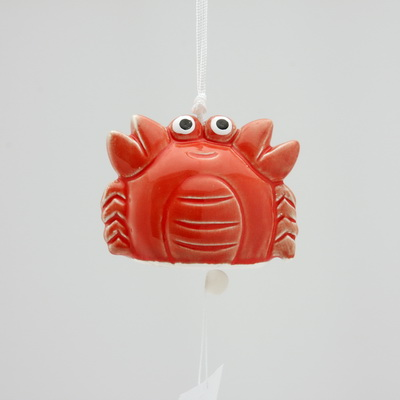 Wind Chime Red Crab