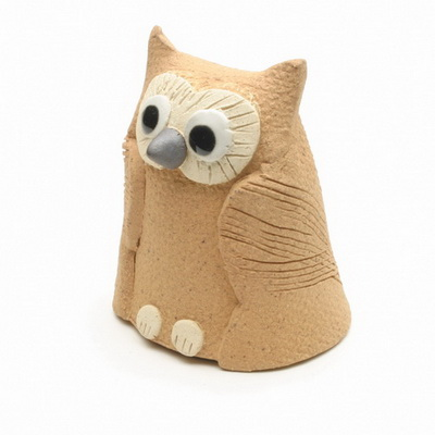 Ornament No16 Brown Owl