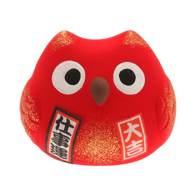 Ornament Red Owl-CAREER