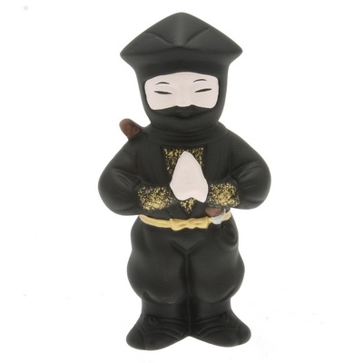 Ornament Iga-Ueno Black Ninja