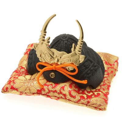 Cast Iron Kabuto