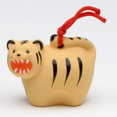 Bell/Ornament Tiger