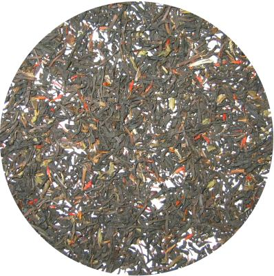 Earl Grey with Red Flowers