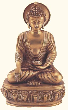 Buddha with Fine Finish