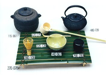 Accessories for Chanoyu