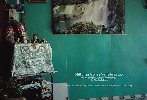 Still Lives from a Vanishing City: essays and photographs