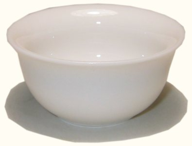 Gongfu Cup, white