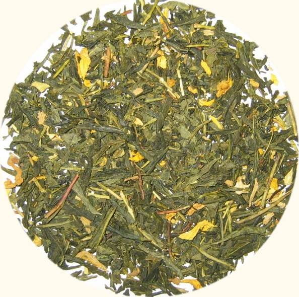 Madame Butterfly Green Tea