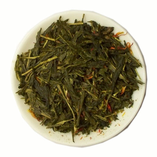 Organic Green Pomegranate Sencha