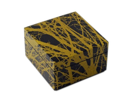 Tree with Lacquer Square Box
