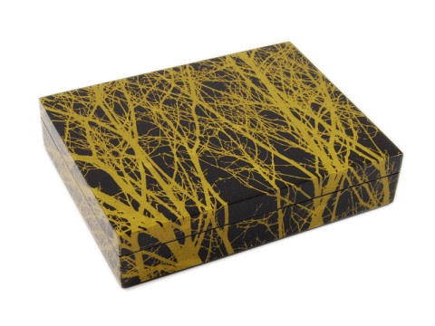 Tree with Lacquer Stationery Box