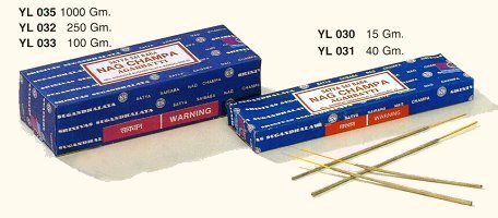 Nag Champa Incense, 100g