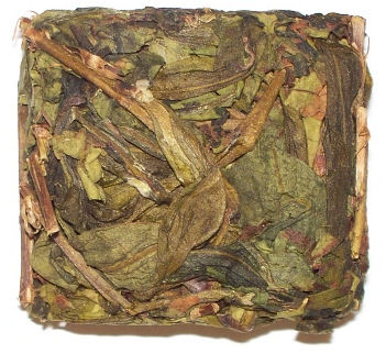 Oolong Square Tea