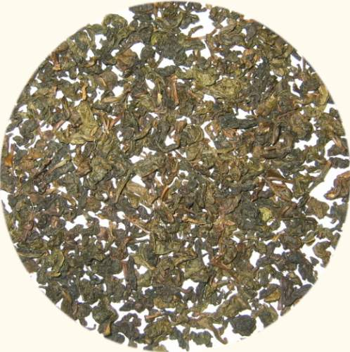 Ti Kwan Yin (Iron Goddess) Oolong
