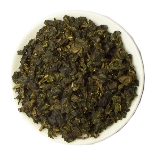 Taiwan Mountain Oolong, Baked
