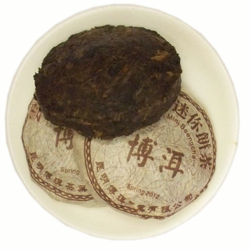 Pu-erh Mini Tea Cakes