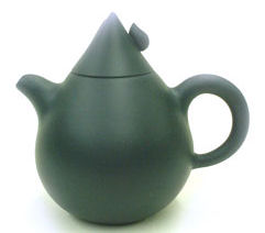 Black Oolong Teapot