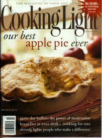 Cooking Light Magazine, October 1998