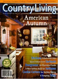 Country Living Magazine, November 1998