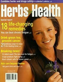 Herbs for Health Magazine, July/August 1999