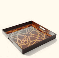 Luxfer Prism - Square Serving Tray