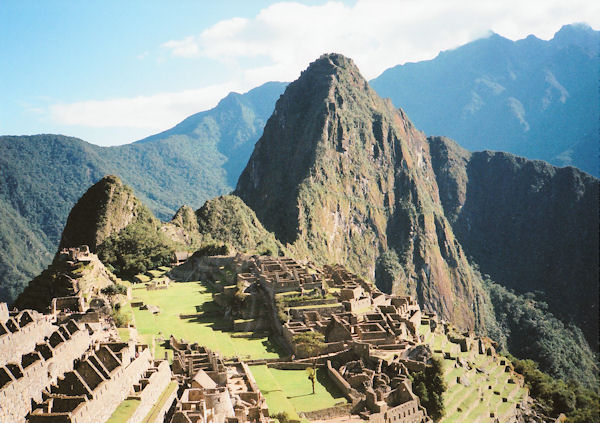 Machu Picchu - Click Image to Close