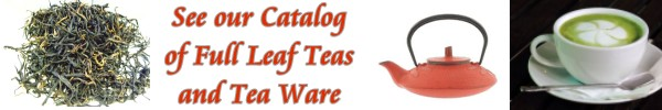 Tea and Tea Ware ad