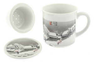 Mug Lid and Infuser Kambara Yuki