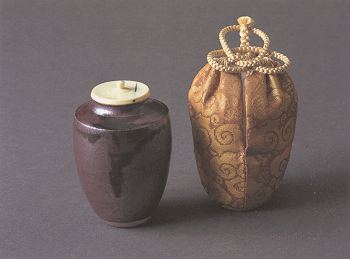 Seto Tea Caddy