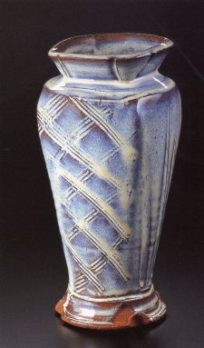 Concord Kiln, Four-sided Flower Vase