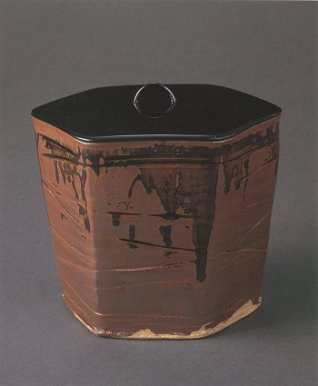 Seto Six-sided Water Container