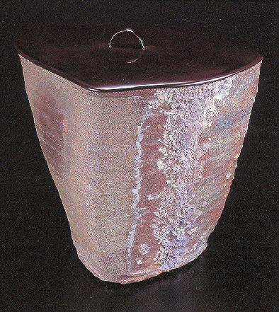 Wood-fired Three-sided Water Container