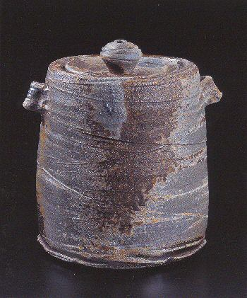 Wood-fired Water Container with lugs