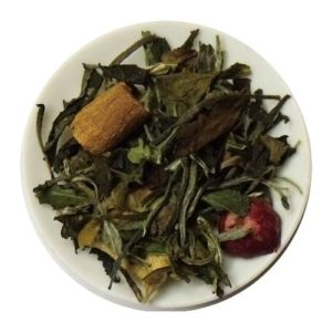 Holiday Cranberry Apple Mudan White Tea