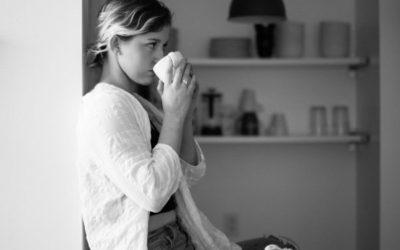 Black tea aroma inhalation's influence upon stress