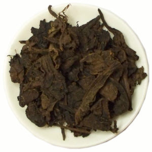 Large Leaf Aged Pu-erh from Old Trees